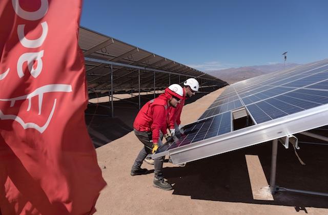 Acciona fotovoltaica
