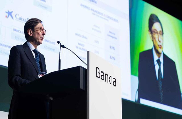 Bankia junta fusion