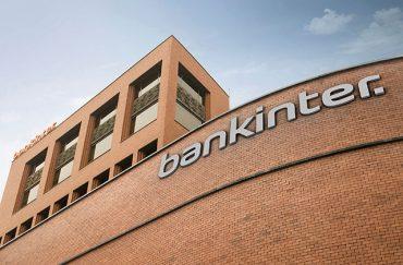 Sede de Bankinter en Madrid