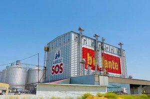 Fábrica de Ebro Foods