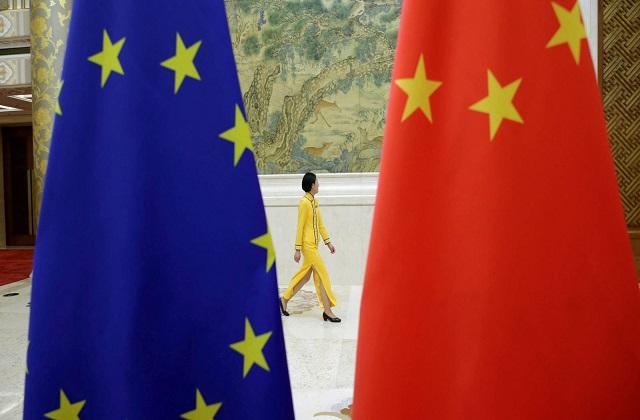 Europa y China