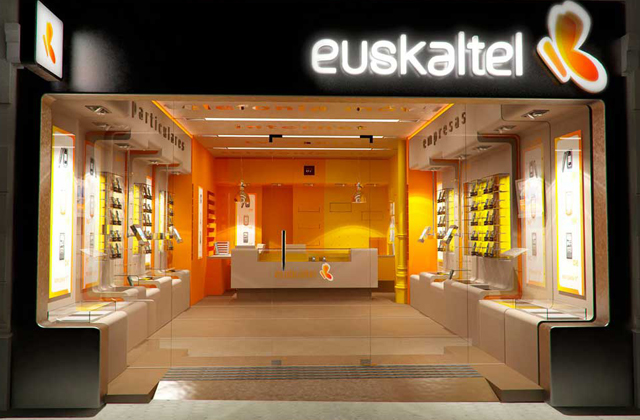Euskaltel tienda