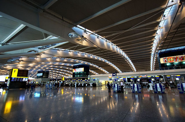 Aeropuerto Heathrow