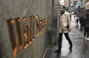 Wall Street Covid