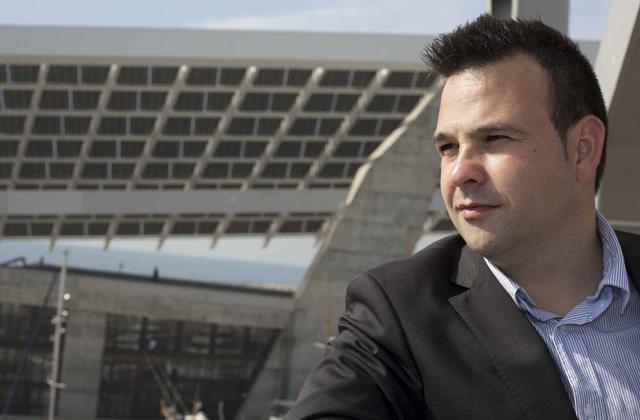 José Elías, presidente de Audax Renovables