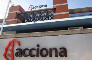 Sede de Acciona en Madrid