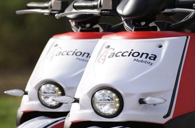 Acciona motos