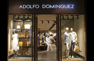 Adolfo Dominguez tienda