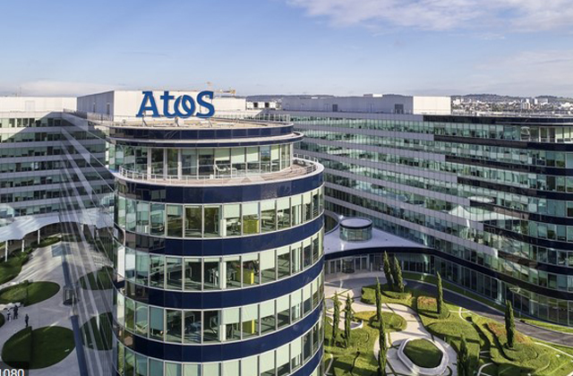 Atos- Edificio