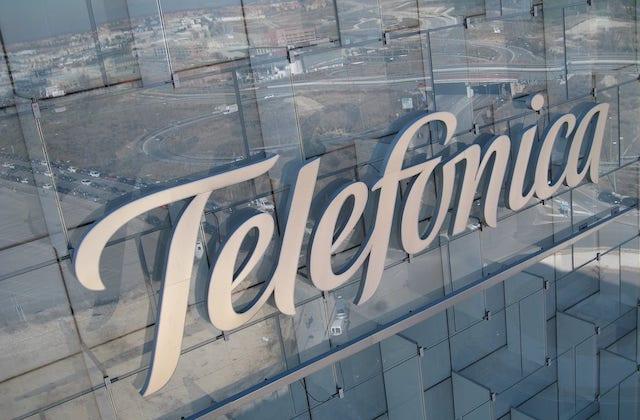 Telefónica distrito