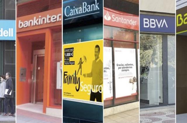 Bancos España