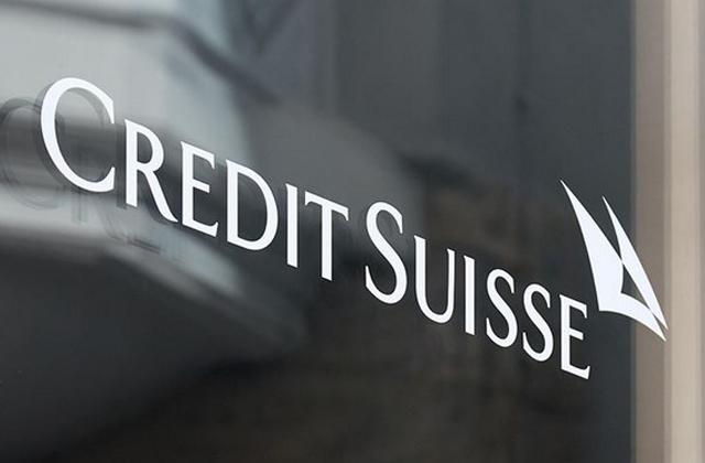 El beneficio de Credit Suisse cae en 252 M CHF