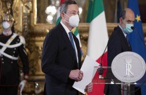 Primer Ministro de Italia, Mario Draghi