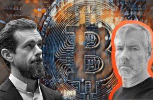 jack dorsey michael saylor bitcoin