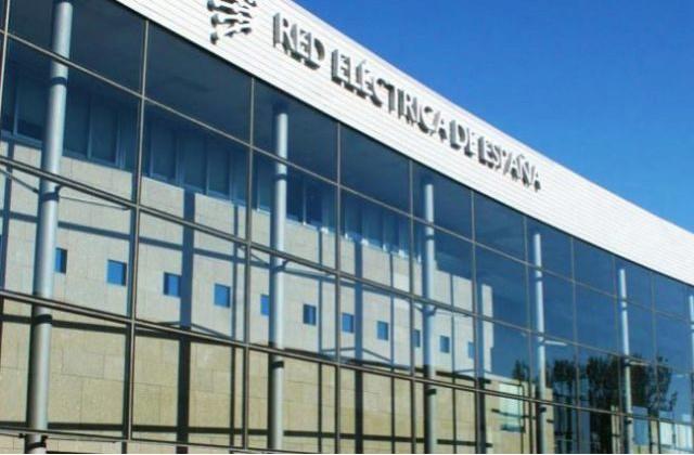 Red Eléctrica Fachada