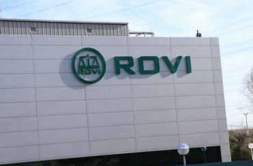 Edificio de Laboratorios Farmacéuticos Rovi