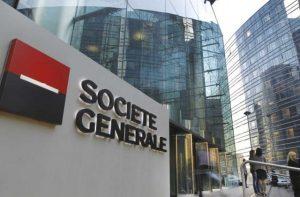 Societe Generale-Edificio