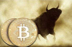 Mercado alcista de bitcoin