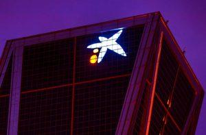 Logo_Caixabank_Torres_Kio_Madrid