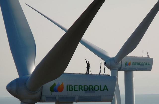 Iberdrola renovables