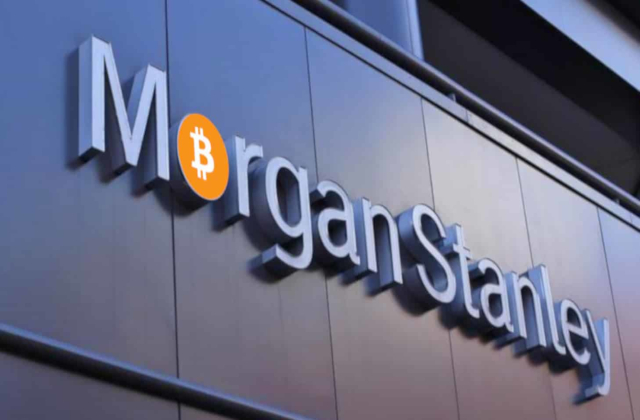 Morgan Stanley bitcoin