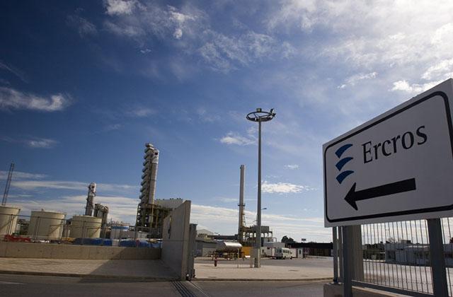 Ercros prevé invertir 40,4 m en sus fábricas de Tarragona en el marco del Plan 3D
