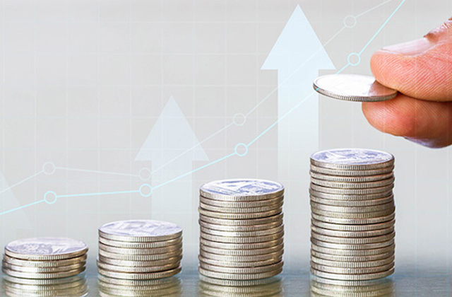 Mercados_gráfico_monedas_crecimiento