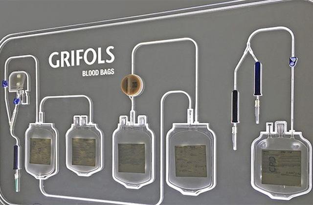 En Marzo, Grifols se hacía con 25 centros de plasma en EEUU
