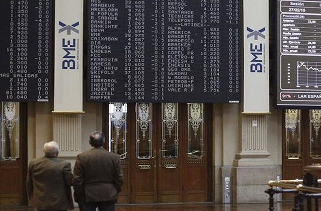El IBEX 35 cierra la semana en niveles similares a los del pasado viernes