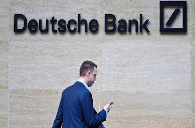 Deutsche Bank ha publicado los resultados del 1T21