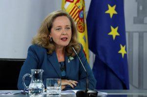 Nadia Calviño, ministerio de Asuntos Económicos España
