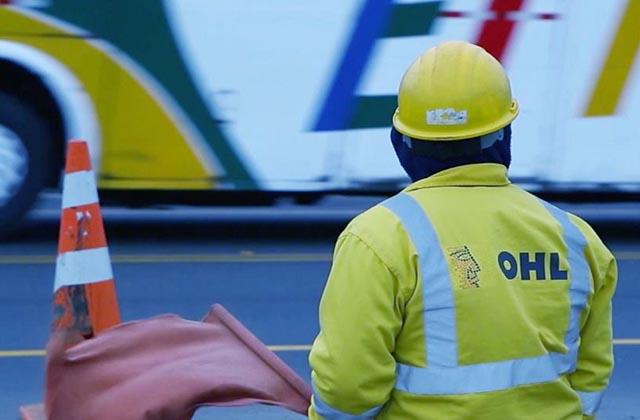 OHL recibirá cerca de 75 M€ por la operación