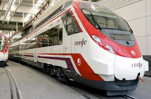 Renfe podría suspender dos de los contratos de la nueva flota de trenes híbridos por la Ley del Clima