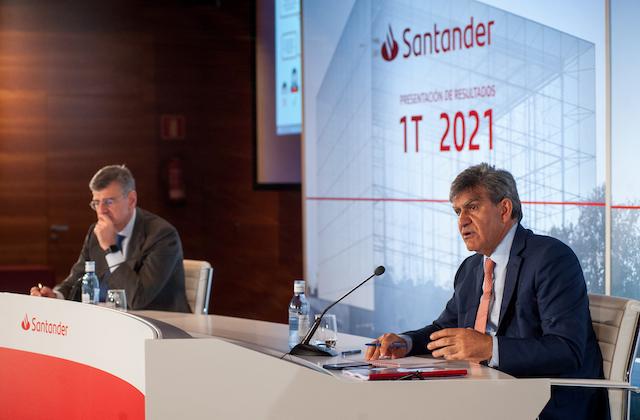José Antonio Álvarez Banco Santander