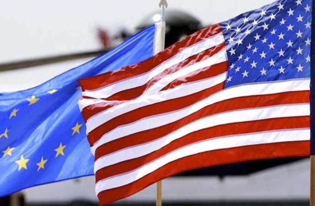 Banderas_EEUU_Eurozona