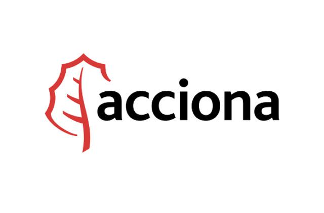 Logotipo Acciona