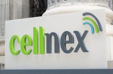 Cellnex_cartel_ Bolsa_Madrid