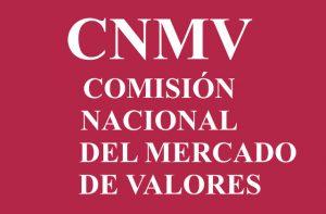 Logotipo de la Comision Nacional del Mercado de ValoresNMV