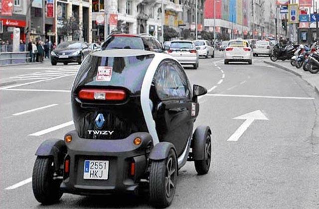 El objetivo del gobierno es llegar a los 5 M de vehículos eléctricos en 2023