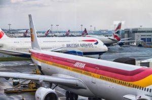 IAG realizará una oferta próxima a la de 2019 con 2.500 vuelos semanales