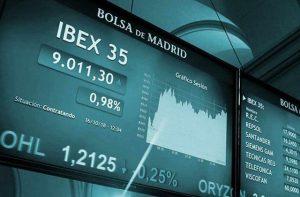 Las bolsas europeas se recuperan parcialmente de sus caídas de ayer