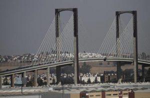 Acciona ha recibido la máxima puntuación en el proceso de licitación del Puente del Centenario
