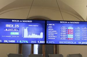 El IBEX 35 registra la mayor toma de beneficios entre las principales bolsas globales