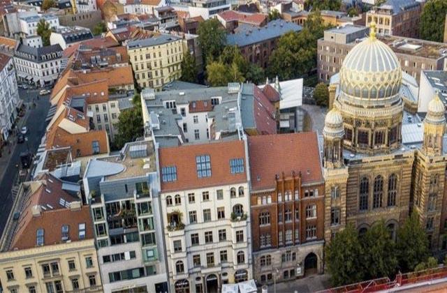 Mercado inmobilario de Berlín