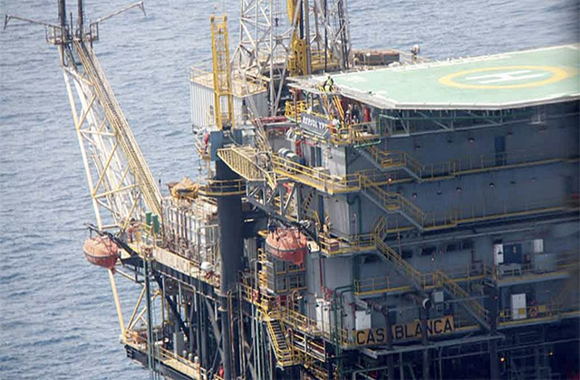 Plataforma petrolífera Casablanca