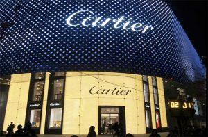Cartier es una de las firmas englobadas en Richemont