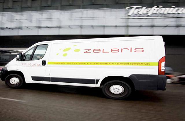 Vehículo de Zeleris