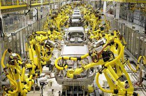 Industria de automoción en Alemania