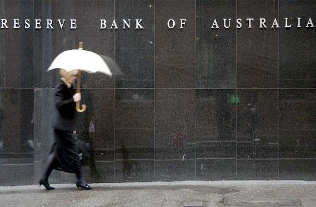 Banco central de Australia