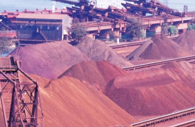Materias primas minerales
